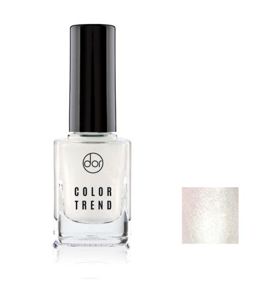 lakier color trend metaliczny biały