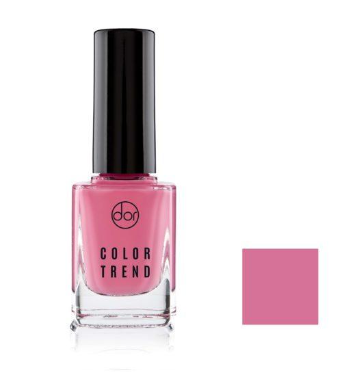 lakier color trend różowy
