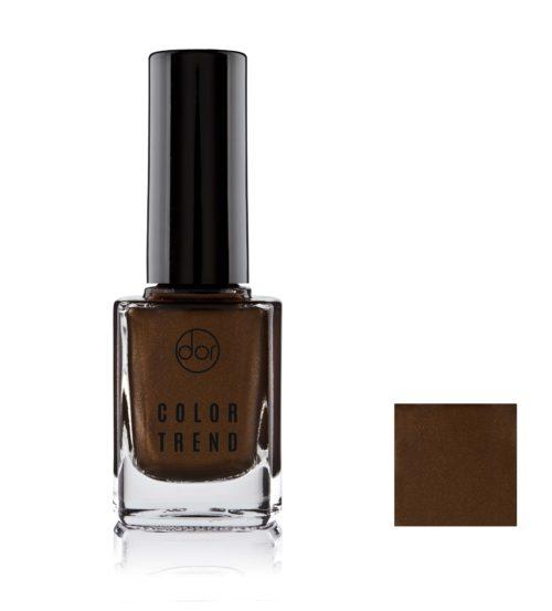 lakier color trend brązowy