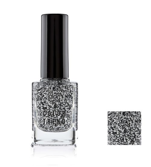 lakier color trend brokat srebrny
