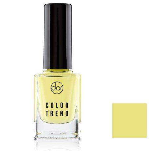 lakier color trend żółty