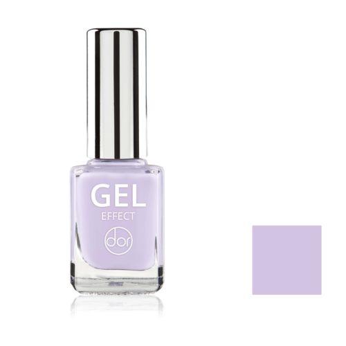 lakier gel effect fioletowy