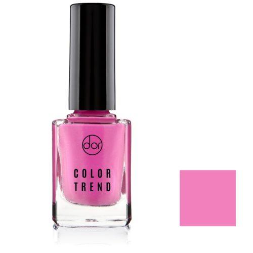 lakier color trend soczysty róż