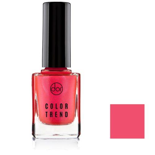 lakier color trend czerwony