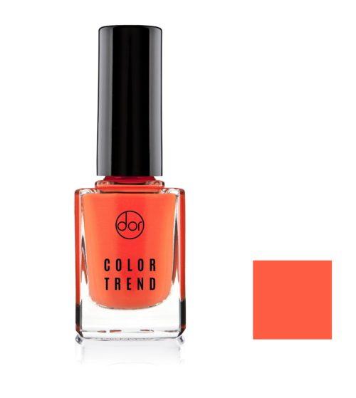 lakier color trend neon pomarańczowy