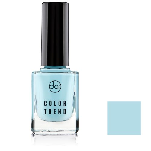 lakier color trend błękitny