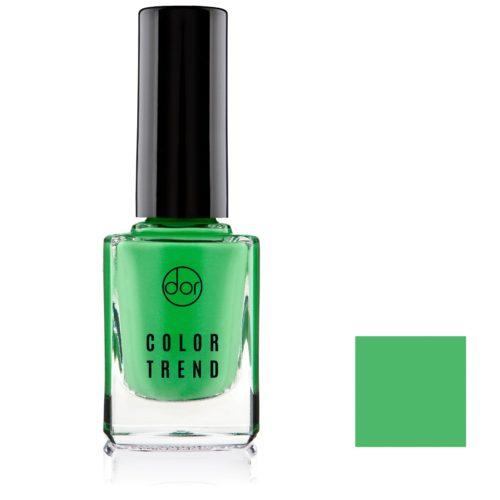 lakier color trend soczysty zielony