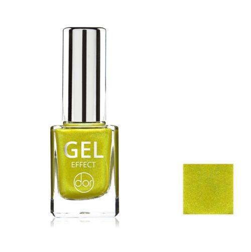 lakier gel effect zielony metaliczny