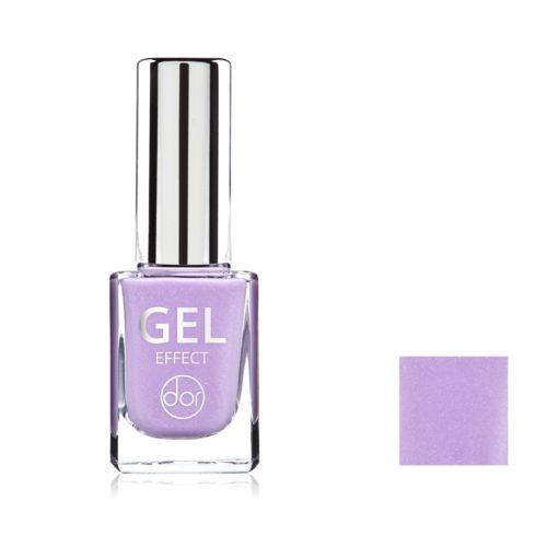 lakier gel effect fioletowy metaliczny