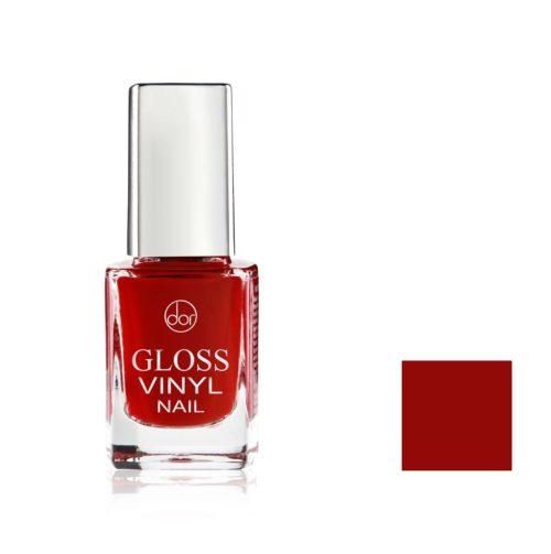 lakier gloss vinyl czerwony