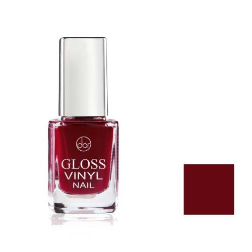 lakier gloss vinyl ciemnoczerwony