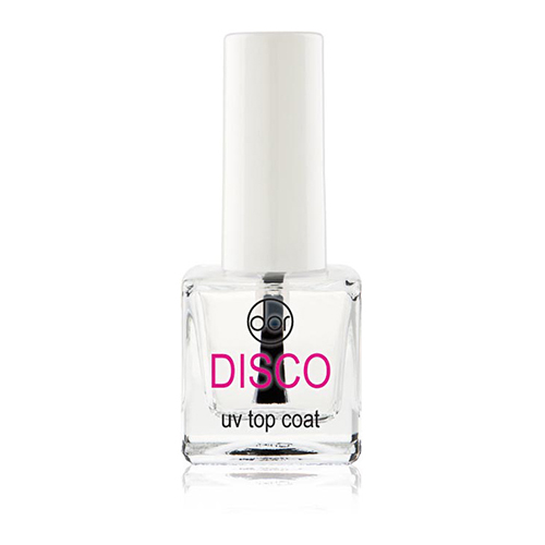 top coat disco uv