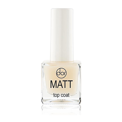 matowy top coat