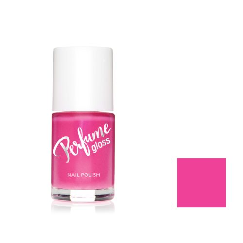 Lakier perfume and gloss malinowy