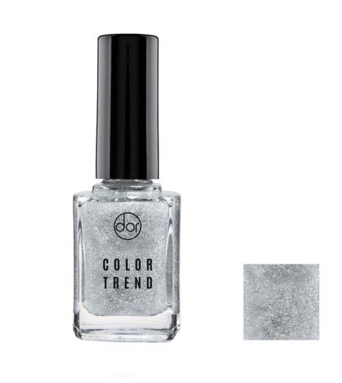 lakier color trend metaliczny srebrny