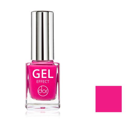 lakier gel effect neonowy roż